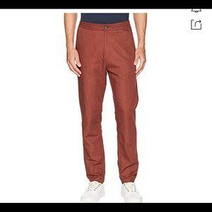 Lacoste cotton linen Pants